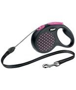 Flexi Design Retractable Lead, X-small, 3 M, Pink #dad - £12.61 GBP