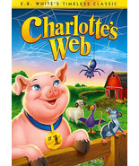 Charlottes Web (DVD, 2013) - $4.00