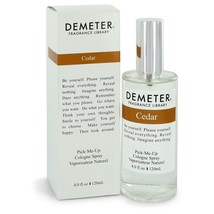 Demeter Cedar Cologne Spray 4 Oz For Women  - $42.65