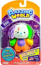 Amazing World Figures Izza Dog (from The Creators of Webkinz) - $7.84