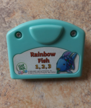 Leap Frog Baby Little Touch Rainbow Fish 1,2,3 Game Cartridge - $4.00