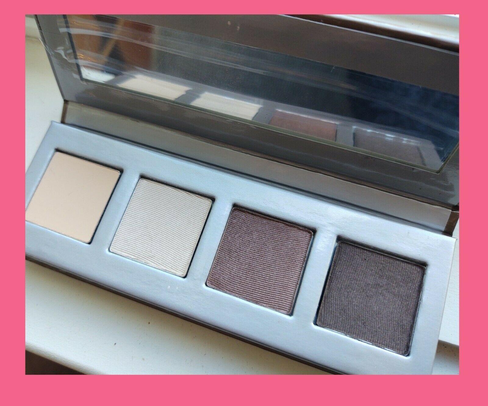 Mally Eyeshadow Palette Shadow Base Primer, Whipped Cream, Macchiato & Espresso - $10.81