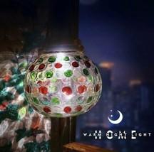 FHQ- Garden Ball Light, Solar Outdoor Waterproof Decorations Garden Lights - $14.92