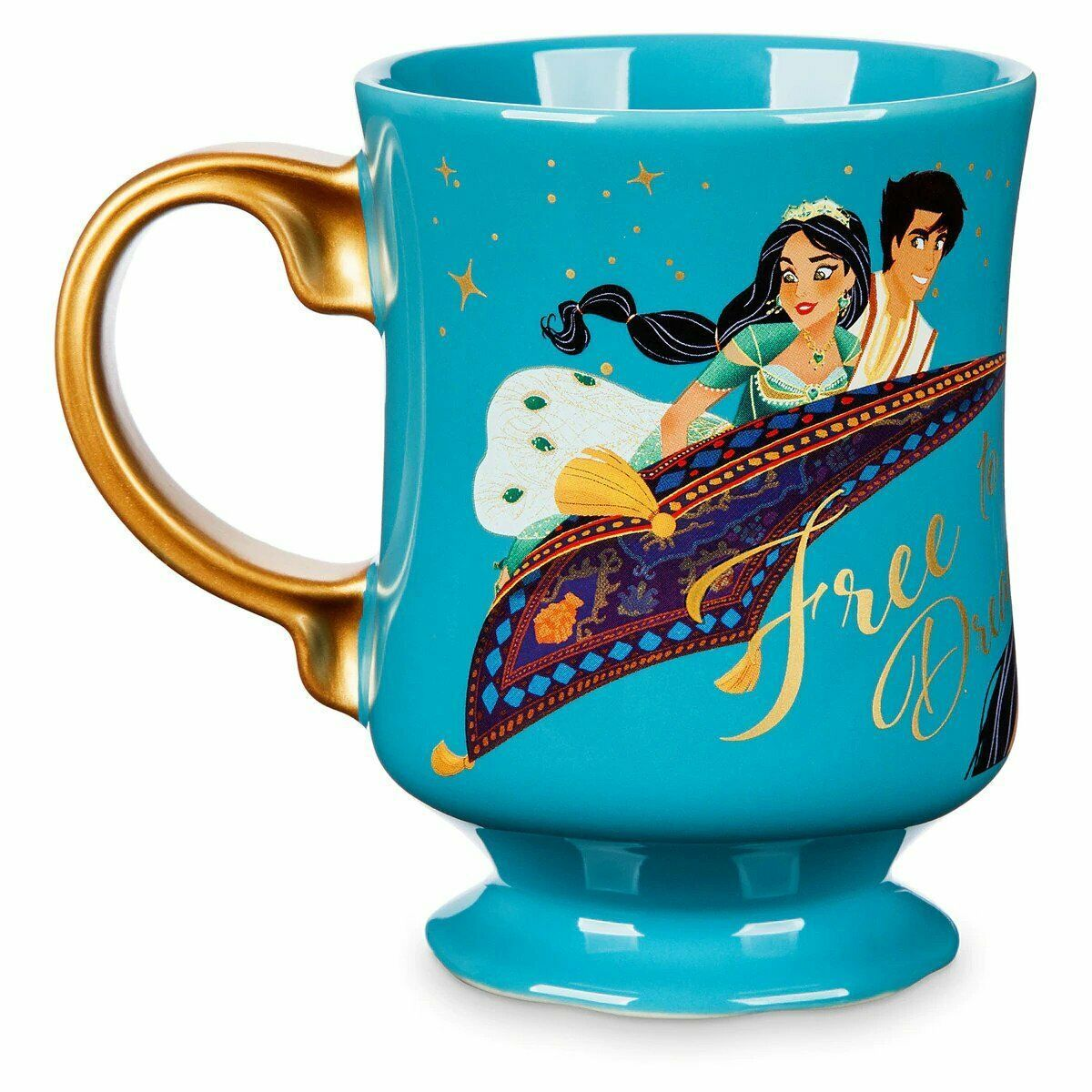 Primary image for Disney Store  Aladdin Jasmine Mug  Live Action Film 2019 New