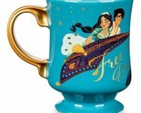 Disney Store  Aladdin Jasmine Mug  Live Action Film 2019 New