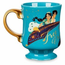 Disney Store  Aladdin Jasmine Mug  Live Action Film 2019 New - $69.95