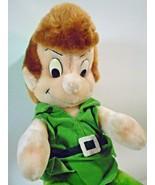Disney Peter Pan Plush Doll St. Patrick's Day Green Suit Leprechaun Doll... - $37.05