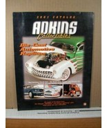 Model Car Adkins Collectibles Catalog 2001 Book 14 - $8.99