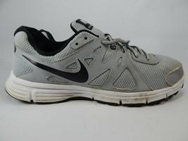 Nike Revolution 2 Size 9.5 M (D) EU 43 Men's Running Shoes Wolf Grey 554953-054