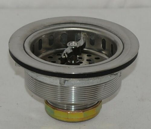 Dearborn Brass Spin N Lock Strainer Stainless Steel Body 17