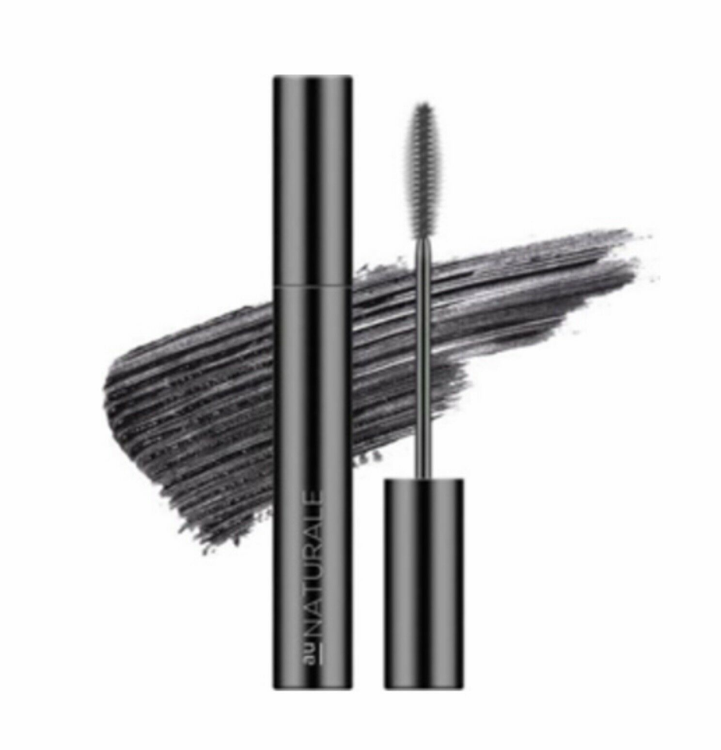 Primary image for Au Naturale Bold Statement Vegan Mascara in BLACK 8 ml and a nice full wand