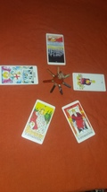 Tarot Reading with FIVE cards make best possible choice. - $25.55