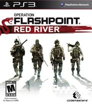 Operation Flashpoint: Red River - Playstation 3 [video game] - $10.87