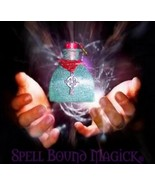 Spell Bound Magick Custom Witch Bottle Any One Spell Money Love Protecti... - $100.00