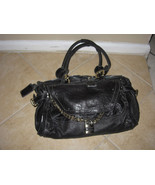 CHLOE Black Leather Paddington Capsule Satchel ... - $1,080.00