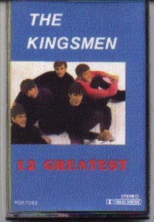 Kingsmen 12 greatest
