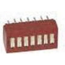 35-969 9 Station Dip Switch Non Switching 500 V Amp Spst Rating Non Switching, - $1.77