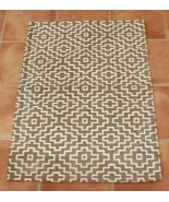 "Threshold 95% Cotton 5% Other Grey 2"" x 3"" Accent Rug RN17730 (NEW) - $19.75"