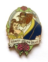 Disney WDW Beauty and the Beast Belle DVD Platinum pin - $11.75