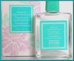 Avon Perfumed Liquid Deodorant Original Scent 2 Fl oz 59 ml - $14.99