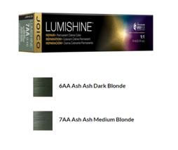 Joico Lumishine Permanent Ash Ash Shade Collection