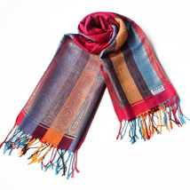 Fashion Stripes Nation Totem Revitalized Style Pashmina - $14.99