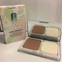 NIB Clinique Acne Solutions Powder Makeup 18 Sand (M-N) Dry Combo Oily Skin - $14.99