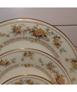 Noritake Westport Yellow 3 Plate Set: Dinner, Salad, and Bread/Butter Fine China - $24.99