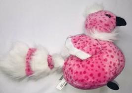 Ganz Webkinz Plush Toy Cherry Blossom Bird HM455 No Code - $12.87