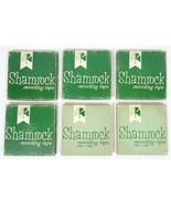 "Lot Of (6) Vintage Shamrock 1/4"" x 7"" Tape Reels 1800 ft., Used - $24.74"