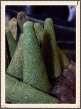 12 Magick Wealth Spelled Incense! Paranormal Metaphysical Wicca haunted NW577 - $10.00