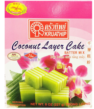 Coconut Layer Cake Batter Mix - 8 oz / 227 g - Product of Thailand - $7.38+