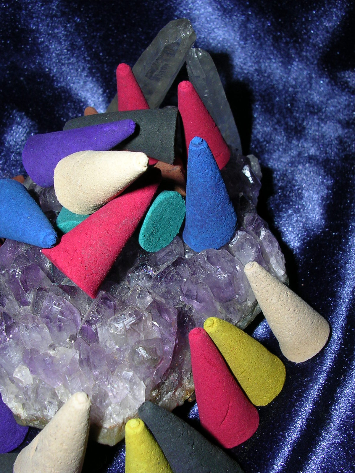 12 Black Opium Protection Hex Breaking Incense! Metaphysical Wicca haunted NW580