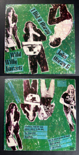 Primary image for JOHN OTWAY & WILD WILLY BARRETT Did It SEALED STIFF LP