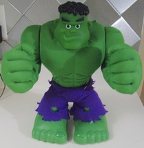 Marvel Incredible Hulk Smash, Spin & Dance Hulkey Pokey by Hasbro - $15.50