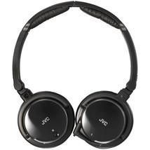 JVC(R) HANC120 Noise-Canceling Headphones with Retractable Cord - $74.99