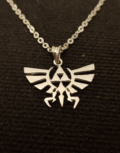 Pendant The Legend Of Zelda Hyrule Crest And 21 Similar Items