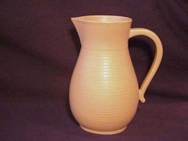 Pfaltzgraff Older Pottery Pitcher 1960's Desert Pattern - $12.50