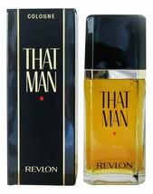 Que Man Par Revlon 50ml / 50 ML Cologne Éclaboussure pour Hommes - $136.16
