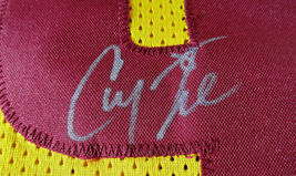 CHANNING FYRE / NBA CHAMPION / HAND SIGNED CLEVELAND CAVALIERS CUSTOM JERSEY COA image 4
