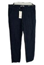 Goodfellow & Co Slim, Lined Flat Front Pants  Men's 30 x 32  Xavier Navy... - $19.75