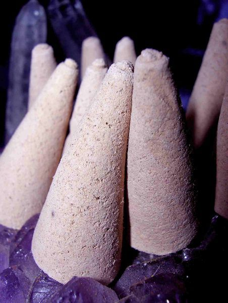 12 Magick Cleansing & Purification Incense Metaphysical Haunted Paranormal NW582