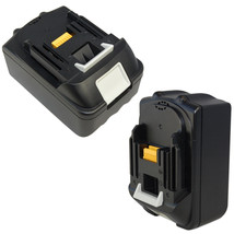 2-Pack HQRP 18V Battery for MAKITA Power Tools, BL1815 BL1830 194204-5 1... - $92.95