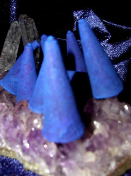 12 Psychic Third Eye Spelled Magick Incense Metaphysical Wiccan Haunted NW575