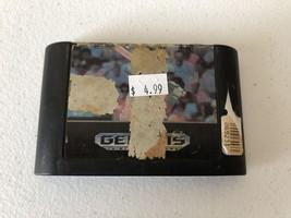 Sports Talk Baseball - Sega Genesis - Cleaned & Tested - $6.55