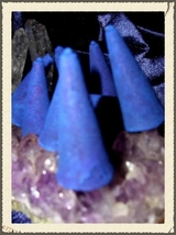 12 Psychic Third Eye Spelled Magick Incense Metaphysical Wiccan Haunted NW575 - $10.00