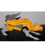 Bandai Power Rangers Yellow Lion Figure - $44.99