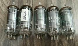 Lot of 5 - 5749 / 6BA6  Vacuum Tube - $25.77