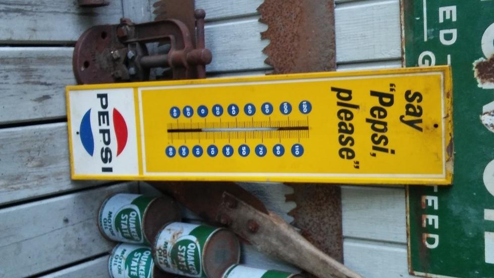 Pepsi thermometer  1