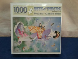 NEW Bits And Pieces 1000 Piece Puzzle Chou No Mai (OAR27) - $12.75
